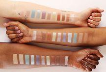 Makeup Colours