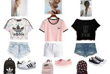 Summer outfits for teens