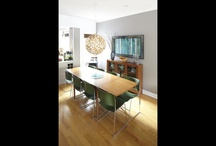 Dining rooms / by Susana T