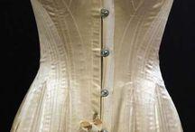 Underkläder 1870-1900