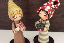 Bucciotteria / Manufatti in ceramica della Bucciotteria