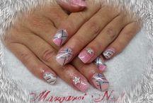 My nail designs ❤️ / Alison's nails