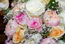 Wedding Bouquet Pinsperation / Wedding flowers, flowers, bouquets, bridal bouquets,