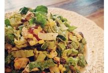 Salads / by Bridget Moroney