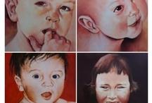 Paintings by Wim Kateman
