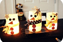 Holiday Crafts / by Brandi Guiher