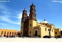 Ciudades / Un recorrido por diversas Ciudades de México y el mundo