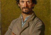 arte - Carolus Duran (1837-1917) / arte - pittore francese