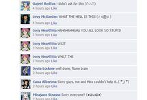 Anime Facebook Posts