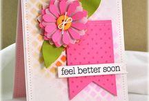 Handmade card Inspiration / Cards that I love!..fabulous inspiration.