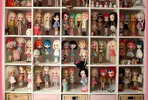 Кукольные коллекции.
