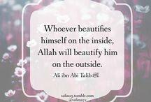 ~Islamic Quoutes~