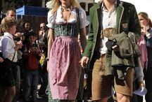Tyrolean outfit, Tyrol, Tirol, Alps