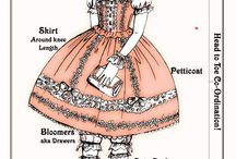 Lolita and Key styles