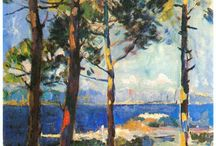 Painting - Henri Manguin