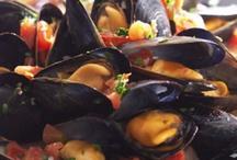 Seafood / by Chantal Haviland