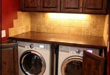 Laundry/Mudroom / by Samantha Miller