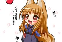 Spice And Wolf / Anime manga cinema fumetto e spice and wolf