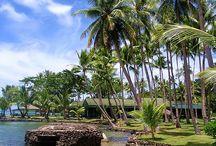 Annina muoving to Micronesia