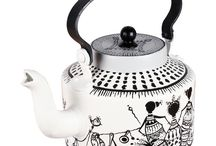 Tea Time / Exclusively hand painted metal tea kettles with authentic art works inspired from the various rich native art forms. Unique, durable and classy. It is time to move away from the rampant home decor products and indulge in exclusivity.