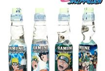 Traditional Japanese Ramune / Best selection of Ramune drink in UK. Enjoy the fun of marble drink.