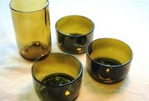 Wine Bottle & Mason Jar Uses / by Megan Faircloth