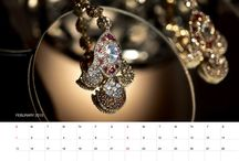Calendar 2015 / by Birdhichand Ghanshyamdas Jewellers