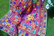 CROCHET & TEXTILES / by Barbara Hoskins