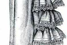 Underkläder 1870-1880s