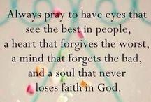 God / Faith