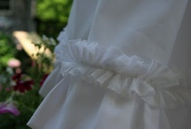 Sewing - Pleats/Gathers/Ruffles / by Pat Reijonen