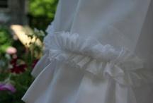 Sewing - Pleats/Gathers/Ruffles / by Pat Reijonen