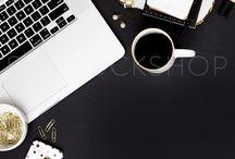 Photo setup / For blogging