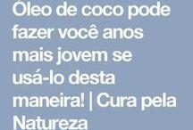 ÓLEO  DE CÔCO