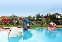 Piscinas / Piscinas Aquapark Cerceda