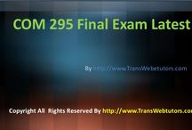 COM 295 Final