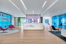 Nixon Peabody / Washington, DC/ Architecture by Perkins + Will/ Furniture by MOI