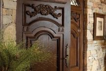 Inspiring Entryway Doors and More
