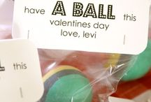 Vday Projects for Little Guy / by Kristie Ford