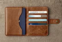 passport cas, pouch, wallet