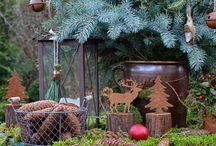 Gartenweihnachten