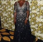 VIOLA DAVIS at HBO Golden Globe  Afterparty in Beverly Hills
