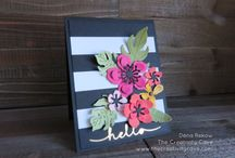 Creation Station Blog Hop Projects / Amazing projects from our FABULOUSLY talented group of Blog Hoppers!  Tons of amazing Stampin Up Inspiration here to ignite your creative juices!