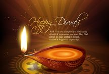Wishing Everyone A Very Happy & Prosperous Diwali !! / Happy Diwali !!