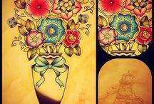 [tattoo] colorssss