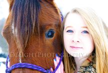 Horse Delight / Horse Photography by DelightPhotography.com Minnesota