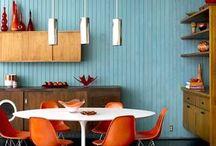 mid century inspiration interior design