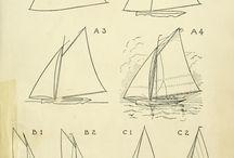 Barcos, Beleros, mar y...