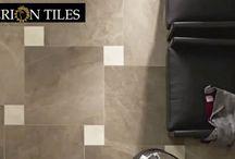 Marble Effect Porcelain Tiles / Our Specialist Range of Large Format Itailian Porcelain Tiles