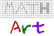 art and math / /// / by Laine Van